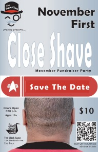 Close Shave 2: The Next Generation - promo poster