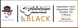 Clockwork [Orange is the New] Black