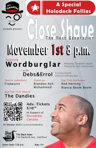 Close Shave