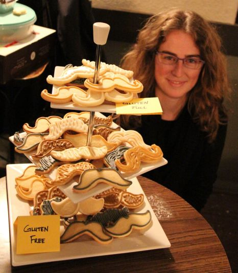 Em Modd with her creations!