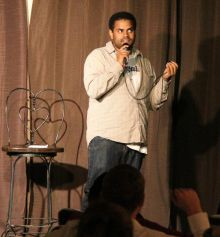 Brandon Ash-Mohammed makes us wonder about so many funny things