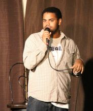 Brandon Ash-Mohammed delights the audience