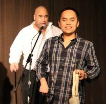 Nerdbiskit raffle prize winner walks away happy
