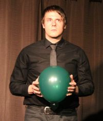 Fratwurst - balloon relationships are serious