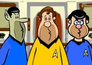 Stone Trek-crew