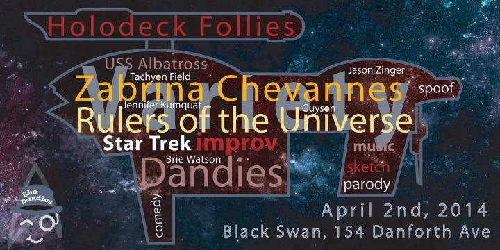 Holodeck Follies - April 2014
