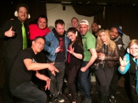 The crew of the USS Albatross and the May 7 guest performers take two.