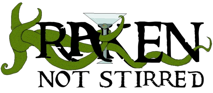 kraken not stirred logo