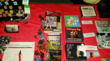Crafts, books, CDs, oh my!