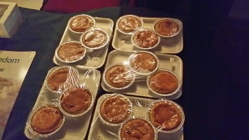 Sweet Gluten Freedom butter tarts are out of this world