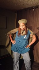 Zabrina Chevannes - Strike a Pose