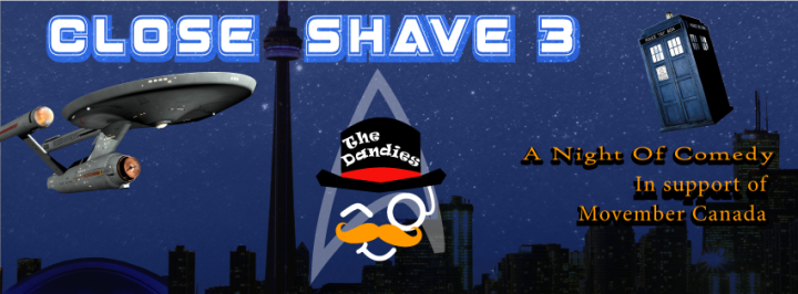 Close Shave 3 - A Night Of Comedy