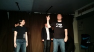 The 404s let the audience pull the Spock Manoeuver