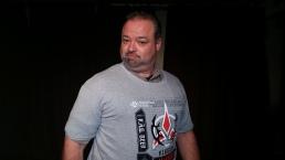 Cap'n John K. Kirk sporting a Klingon Warnog t-shirt