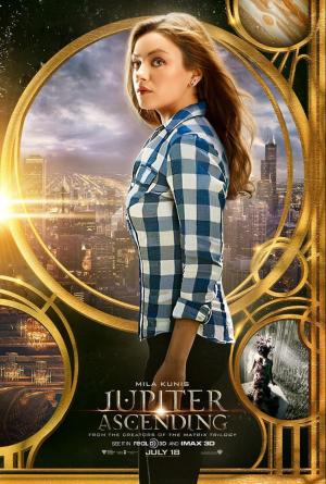 "Preview ""Jupiter Ascending"" With The Dandies"