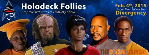 Holodeck Follies - Black Trek