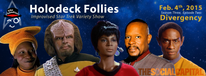 Holodeck Follies - Black Trek