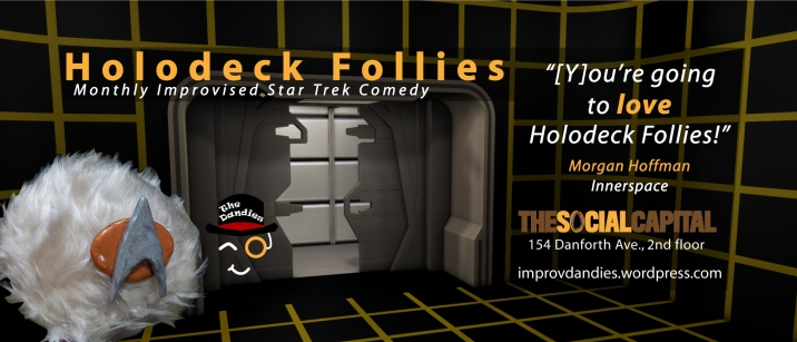 Holodeck Follies at The Social Capital Theatre