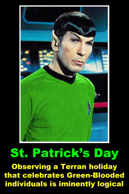 Happy St. Patrick's Day! (2/6)