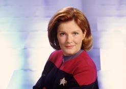 Kate Mulgrew as Captain Kathryn Janeway