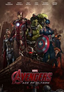 The Avengers: Age of Ultron; image copyright Marvel