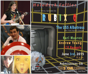 Holodeck Follies June 2015