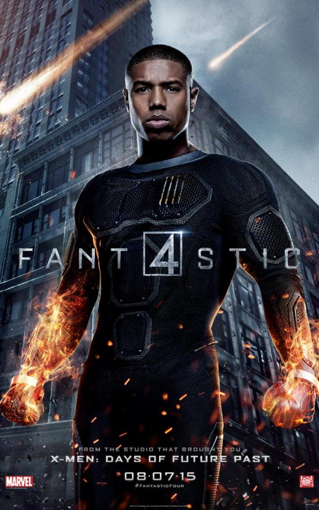 fantastic four 2015 johnny storm