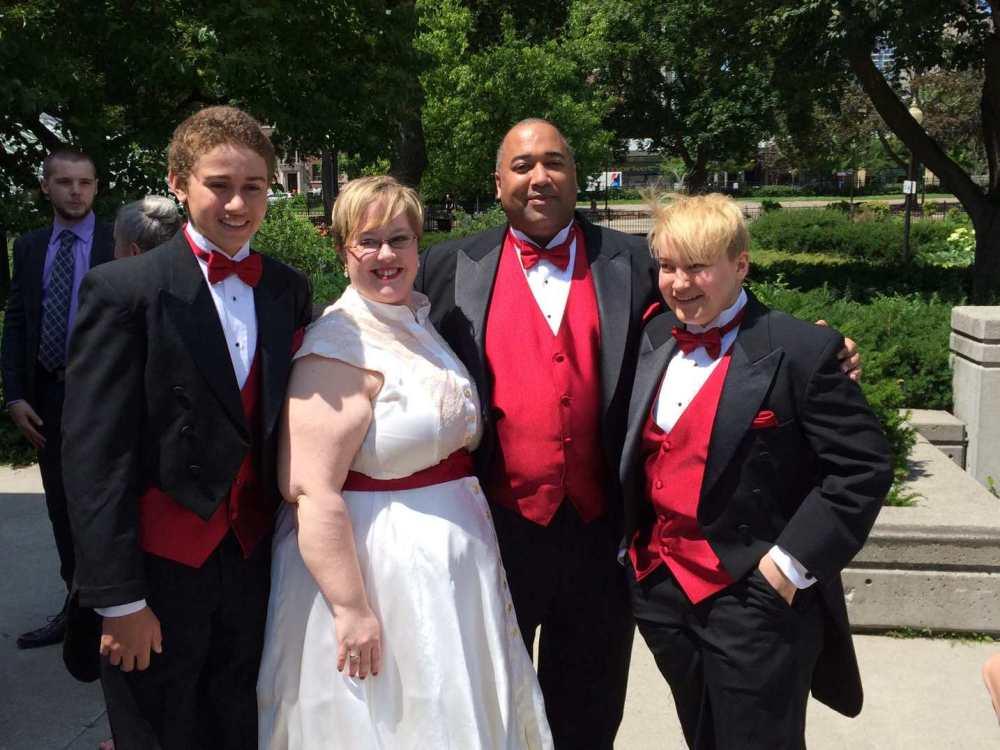 A Dandy Wedding (2/5)