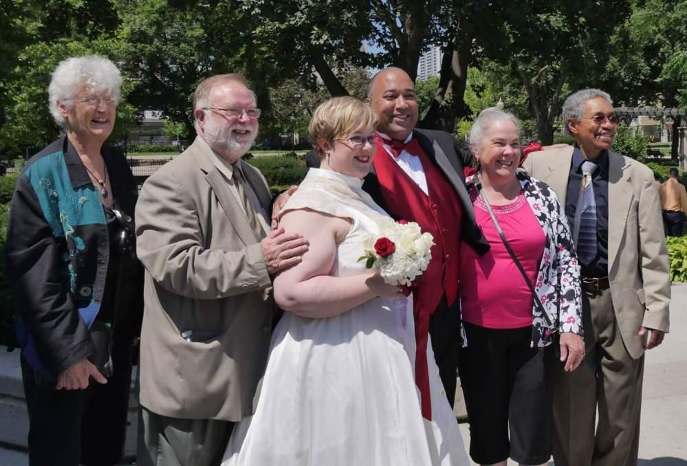 A Dandy Wedding (4/5)