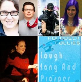 Guest Ensigns: Brie Watson, Tracy Rowland, Sarah Nixon, Chris Casselman, Maddox Campbell