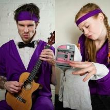 Ingrid & Steve - musical puppet stories