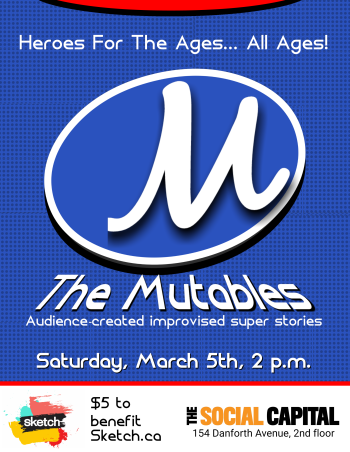 The Mutables - March 5, 2016