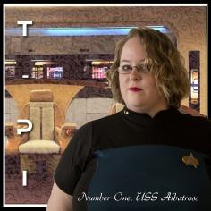 Commander T'Pi