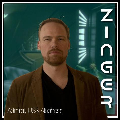 Admiral Zinger