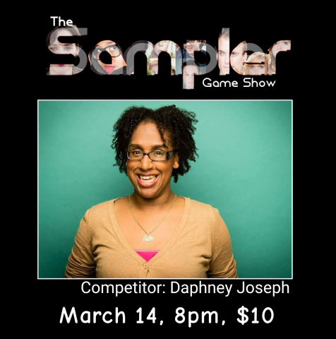 Daphney Joseph - stand-up