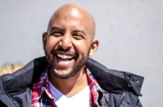 Hisham Kilati - host, stand-up