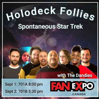 Holodeck Follies flyer