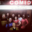 The Dandies at Comedy Bar (photo: troupe)