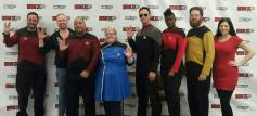 The Dandies at Fan Expo 2017