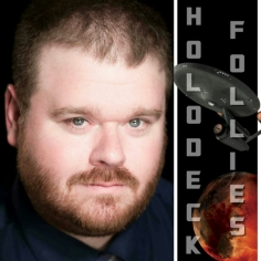 Improviser Andrew Haggith joins Holodeck Follies Dec 8