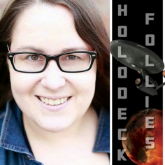 Improviser Brie Watson joins Holodeck Follies Dec 8