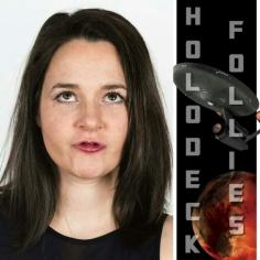 Comedian Jennifer McAuliffe joins Holodeck Follies Dec 8