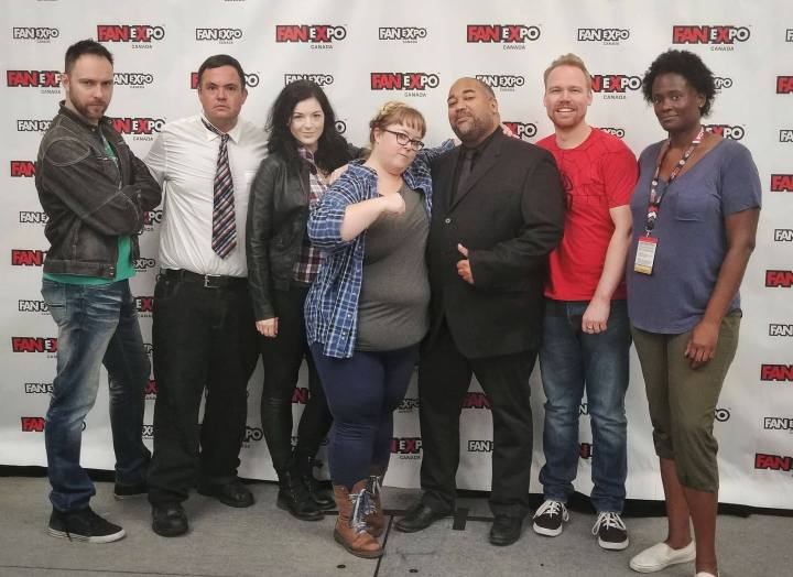 The Dandies - Hunter Follies premiered at Fan Expo Canada 2018
