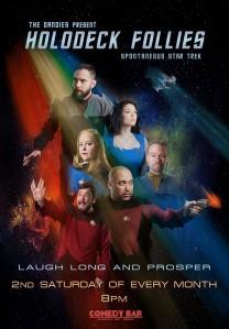 The Dandies - Holodeck Follies - Spontaneous Star Trek