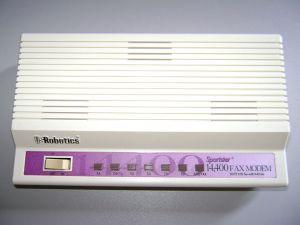 u.s. robotics sportster 14,400 fax modem (1994)